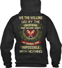 Supersoft Awesome Pipefitter - ,we The Willing Led By Standard College Hoodie