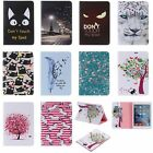 Pattern Leather Mangnetic Smart Case Stand Cover for New iPad 9.7 2018 6th Gen
