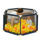 Baby Toddler Playpen Infant Play Yard Indoor Outdoor Kids Safety Portable Area
