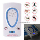 electronic fly repeller - New Ultrasonic Electronic Mosquito Fly Mouse Ant Cockroach Pest Repeller Reject