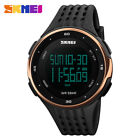 SKMEI Digital Sport Watches Shockproof Women Outdoor LED Electronic Wristwatch image