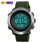 SKMEI Men Sport Watches Digital Wristwatch Shockproof LED Fashion Watch for Boys image