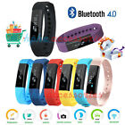 Activity Tracker Fitness Smart Health Sports Wrist Watch Band For Android iPhone