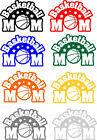 Basketball Mom Decal - Various Size and Color Options - Free Shipping,  USA Made