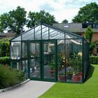 Janssens Royal Victorian 12.58 x 19.91-Foot Greenhouse Kit