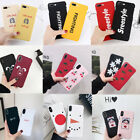 Cute Pattern Shockproof Ultra-thin Hard Case Cover For Apple