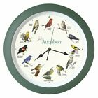 Mark Feldstein Audubon Singing Wall Clock