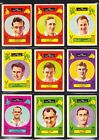 A&BC Cricketers 1961 Test Series (90x64mm) - choose your card