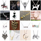Fashion Choker Chain Necklace For Women Cute Pendants Charms Jewelry Silver New
