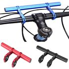 Внешний вид - Lamp Mount Double Tube Bracket Bike Handlebar Extender Fiber Aluminum Alloy