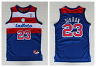3d4a5aac6de8 Hot Michael Jordan  23 Bullets Washington Wizards Swingman jersey Th