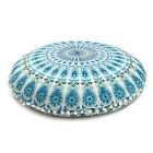 Mandala Floor Pillow Covers Ro...