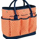 Picnic at Ascot Gardening Tote and Tools Set - Diamond Orange