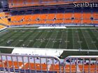 6 - PITTSBURGH STEELERS VS NEW ENGLAND PATRIOTS TICKETS  12/16 SEC  513 - ROW HH