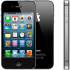 NEW Apple iPhone 4S 16GB BLACK WHITE  Factory Unlocked Smartphone Seal Box UK
