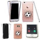 clear case 360° cover gel for Sony & other mobiles - pheonomenal designs