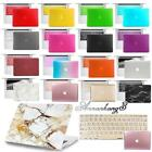 """Rubberized Case Cover + KB Skin for MacBook Pro 13"""" A1706 A1708 / Pro 15"""" A1707"""