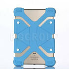 "US Light Blue Universal Shockproof Soft Silicone Cover Case For 8"" ~ 9"" Tablets"