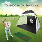 Golf Practice Trainning Net Hitting Cage Indoor Outdoor Chippi Driving 10' LOT X