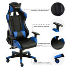 JL Comfurni Gaming Racing Chair Office Executive Recliner Adjustable Fx Leather - Best Reviews Guide