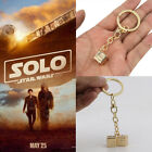 Solo A Star Wars Story Han Solo Dice Lucky Sabacc Dice Millennium Falcon KEYRING $6.94 CAD on eBay