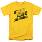 stephen king movie the shining - THE SHINING Classic Horror Movie Poster T-Shirt Adult Sizes SM-5XL Stephen King