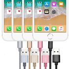 3m Genuine Braided Robust Long USB Fast Charger Sync Data Cable Lead for iPhone