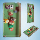 SNOOKER POOL TABLE BALLS 4 HARD CASE FOR SAMSUNG GALAXY A3/A5/A7/A8 $8.7 USD on eBay