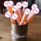 10pcs Mixed Sexy Straws Drinking  Hen Night Party Do Bachelorette Willy Penis