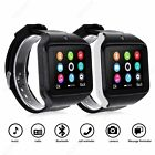 2018 Bluetooth Smart Watch w/Camera Waterproof Phone Mate Android Samsung iPhone