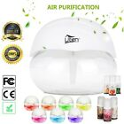Globe Air Revitaliser Purifier Freshener Ioniser Colour Changing LED Light