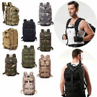 NEW 30L 3P Outdoor Marching Rucksack Trekking Camping Tactical Molle Backpack