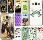 for Samsung Galaxy S5 S6 S7 S8 S9 cartoon Dinosaur Open Mout