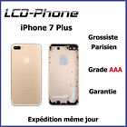 Chassis Back Cover iPhone 7 Plus Gold/Argent/Black - chassis+Logo+IMEI