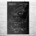 Double Kick Skateboard Poster Print Skater Gifts Games Dew Tour Vans Pool Party $17.95 USD on eBay
