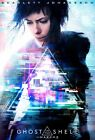 "Ghost in the Shell Scarlett Johansson Art Fabric poster 24x13""/43x24"" Decor 06"
