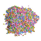 50g DIY Polymer Clay Fake Candy Sweets Sugar Sprinkles Decor for Phone Shell