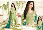 Pakistani Salwar Kameez Suit wedding Bollywood HEAVY Anarkali Indian dress