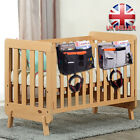 Bed Bedside Tidy Pocket Chair Organiser Storage Holder Cabin Shelf Bunks