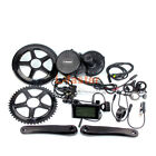 750W Electric Bike Middle Mounting Conversion Kit With LCD Display Mid-drive