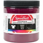 Speedball Art Products Fabric Screen Printing Ink, 8-Ounce