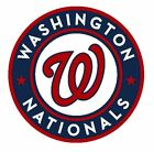 Washington Nationals Sticker Decal S201 Baseball YOU CHOOSE SIZE on Ebay