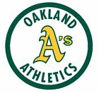 Oakland Athletics Oakland A's Sticker Decal S204 Baseball YOU CHOOSE SIZE on Ebay