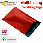 RED Mailing Bags 22