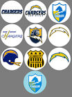 "San Diego Chargers Set of 10 Buttons or Magnets Set 1.25"" NEW $5.0 USD on eBay"