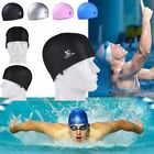Adult Swimming Swim Cap Comfortable Hat Waterproof Swimwear Accessories Hats
