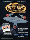 STAR TREK - TRADING CARD SELL SHEET on eBay
