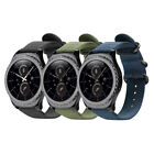 For Samsung Gear S2 Classic / Garmin Vivoactive 3 20mm Nylon Watch Band Strap image