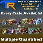 [PS4/PSN] Rocket League Every Crate (Zephyr, Elevation PCC.) Multiple Quantities $7.99 USD on eBay