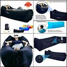 Lounger Inflatable Portable Water Float Outdoor Chair Comfortable Pool Beach New